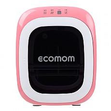 ECO-22 에코맘 젖병소독기 - 핑크(Pink) 램프 사은품