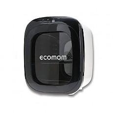 ECO-100 에코맘 젖병소독기 고급형-블랙(Black) 문화상품권+램프